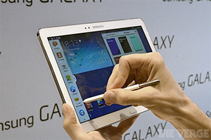 Review of the Samsung Galaxy Note 10.1 Tablet