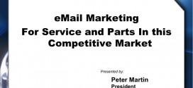 Email Marketing Service Parts
